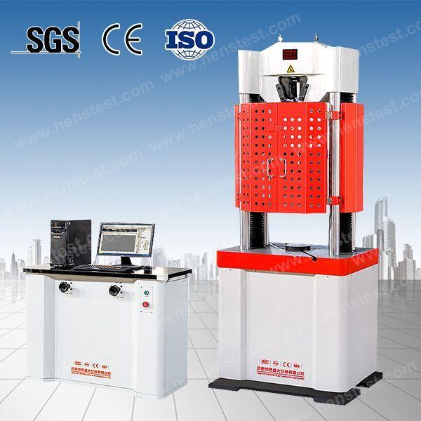 WAW-600/600KN微机控制电液伺服万能试验机