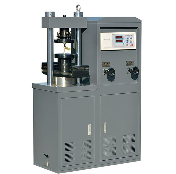磷石膏改性水泥压力试验机