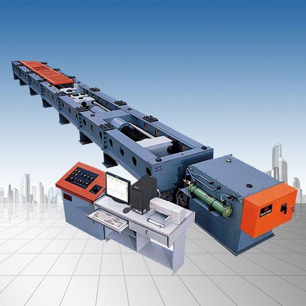 600KN/60吨微机控制电液伺服卧式拉力试验机