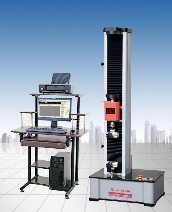 玻璃纤维建筑膜材拉伸性能试验机