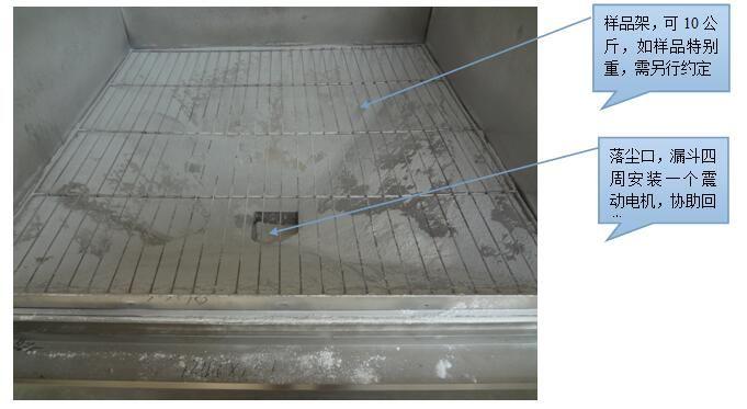 现货供应砂尘试验箱适用领域范围
